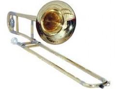 Il trombone con la telecamera integrata video
