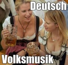 la migliore musica folk tedesca oktoberfest