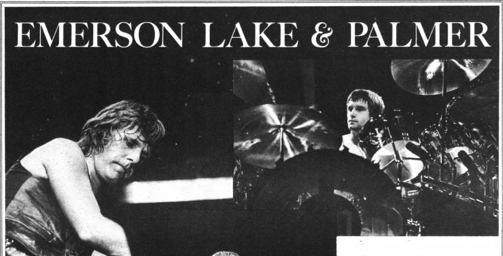 I migliori gruppi rock emerson lake palmer video for Migliori gruppi rock attuali